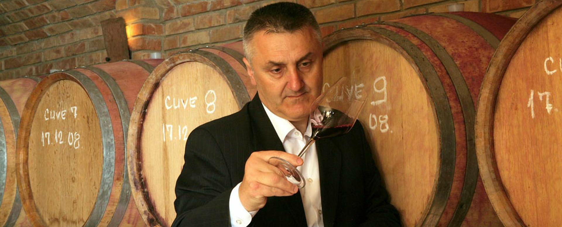 Zdjelarević predstavio difuznu vinariju