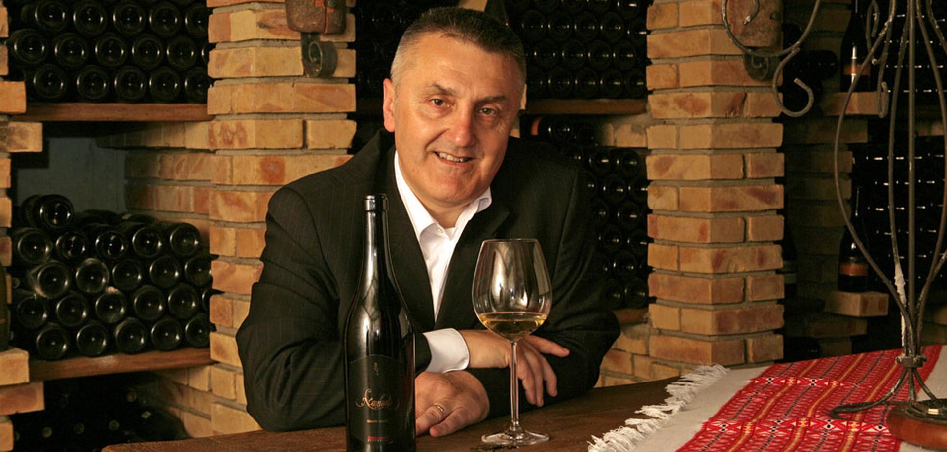Davor Zdjelarević Difuzno vinarstvo