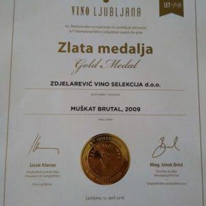 Mukaz Zlato Ljubljana