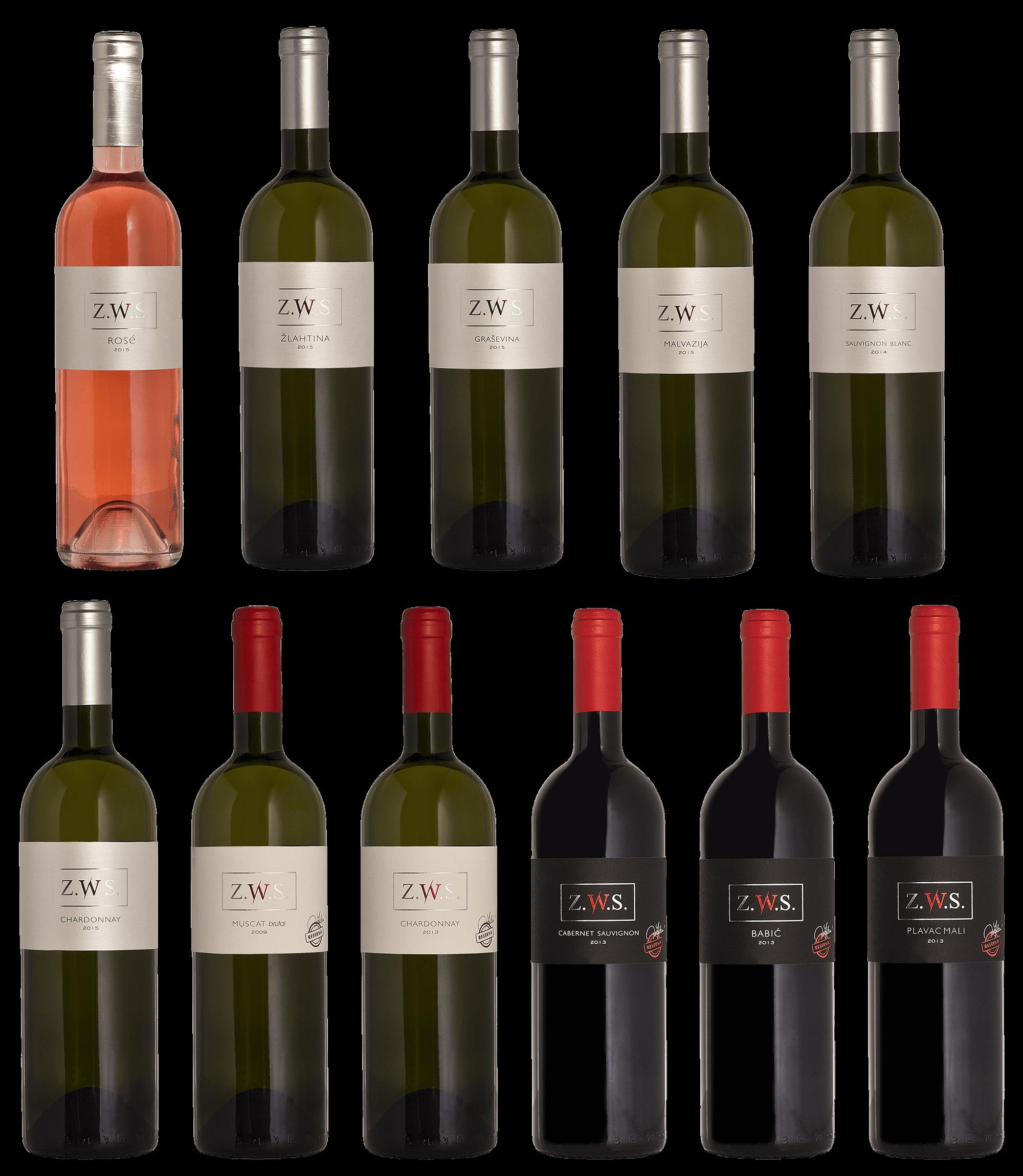 Adventska akcija 15% popusta ZWS vina