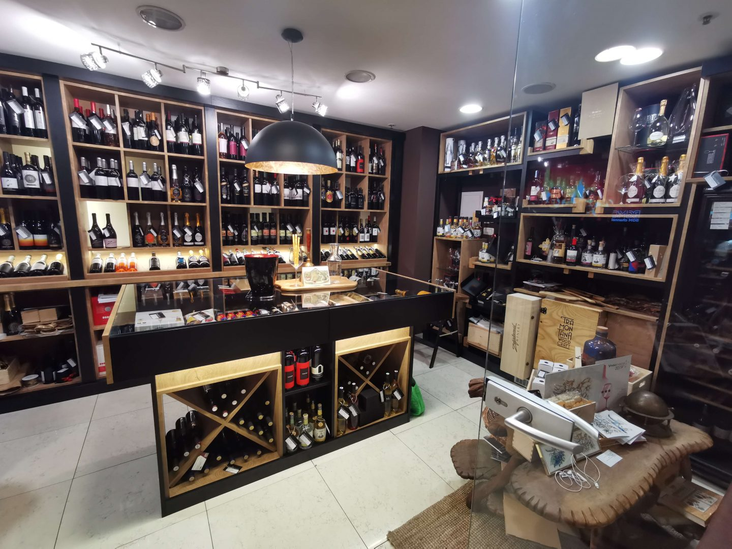Vinoretum Croatian Fine Wine Shop